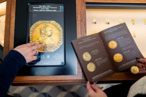 """""""Golden coins in the history of the Romanov dynasty""""Exhibition"""